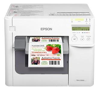 TM-C3520彩色标签条码打印机