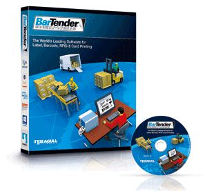 BarTender 条码标签打印软件