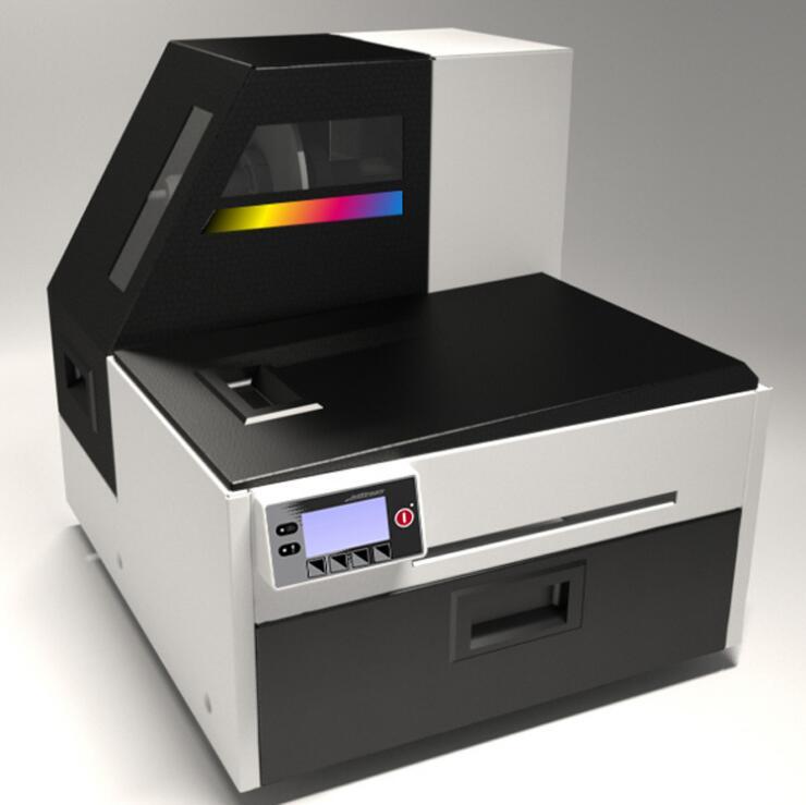 VP700 A4宽幅彩色标签条码打印机