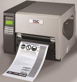 TSC TTP-268M366M384M 工业宽幅条码打印机